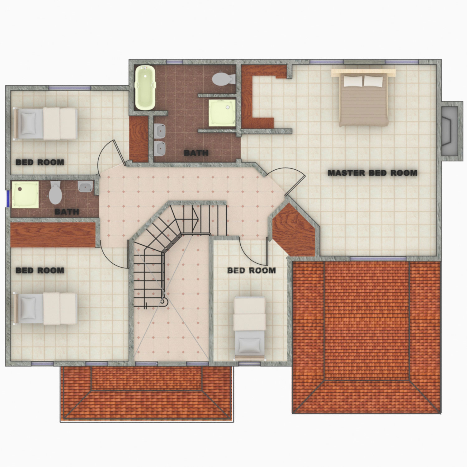 For sale in erbil kurdistan iraq homes in the for American style homes floor plans