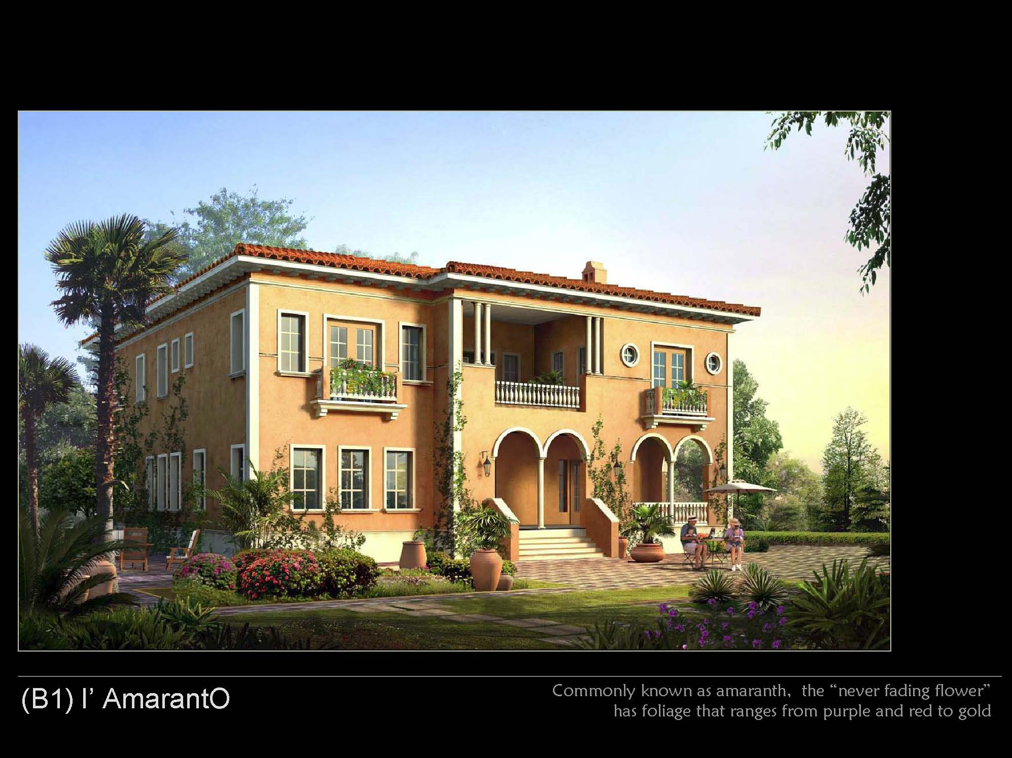 italian villas house plans floor plans