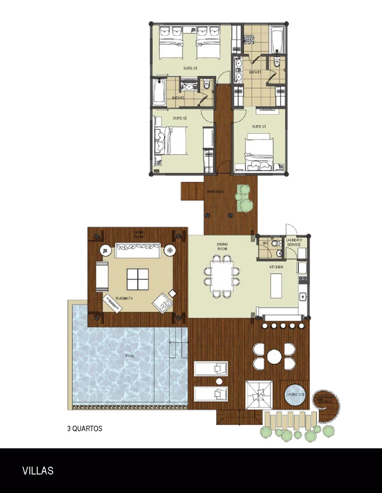 Club house bed plans home plans home design for 1800 club miami floor plans