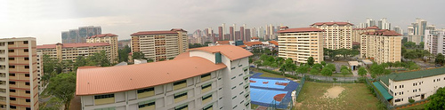 Jurong East Estate Singapore