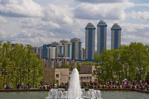 Victoria Park Apartments Moscow