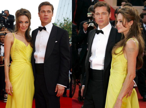 Brad Pitt and Angelina Jolie - Better Looking than You