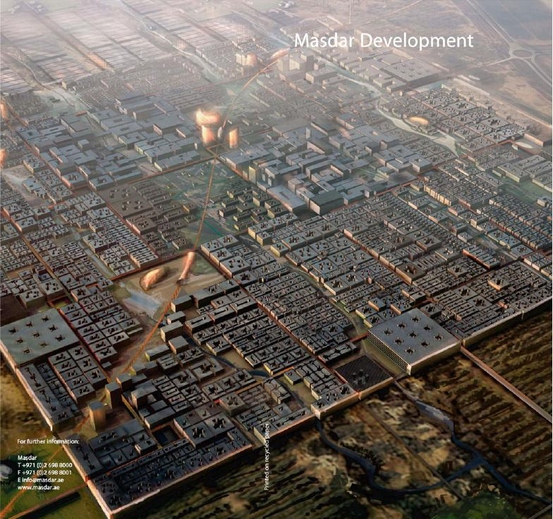 Masdar Development Abu Dhabi - Carbon Neutral