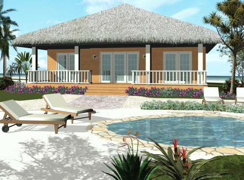 Sapphire Beach Resort, Belize - Beach-front Caribbean Homes from US$99,900