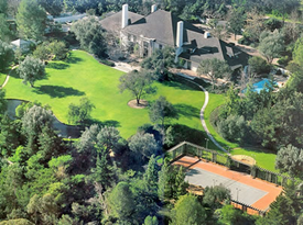 Wallace Neff Bel Air, California Mansion- $85m