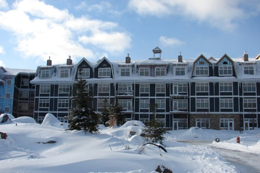 The Rosseau, A JW Marriott Resort & Spa at Red Leaves, Canada