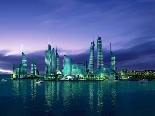 towers-in-bahrain-manama