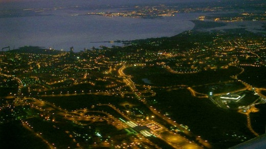 Luanda-angola-at-night