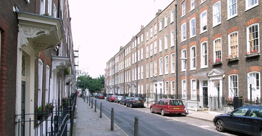 row-of-houses-bedford-row-holborn-london