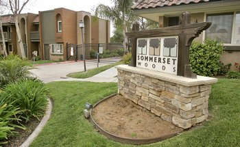 112-unit Sommerset Woods in Escondido