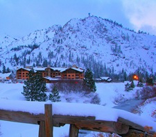 Squaw Valley Ski Resort Lake Tahoe