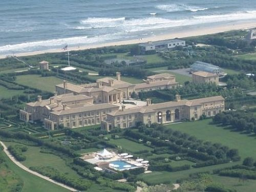 World s most expensive homes 2011 updated overseas for Largest homes in america