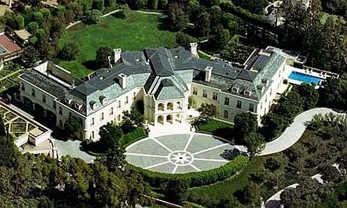 World s most expensive homes 2011 updated overseas for The world s biggest house