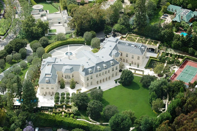Most expensive homes in the united states 2010 for Most expensive house in us