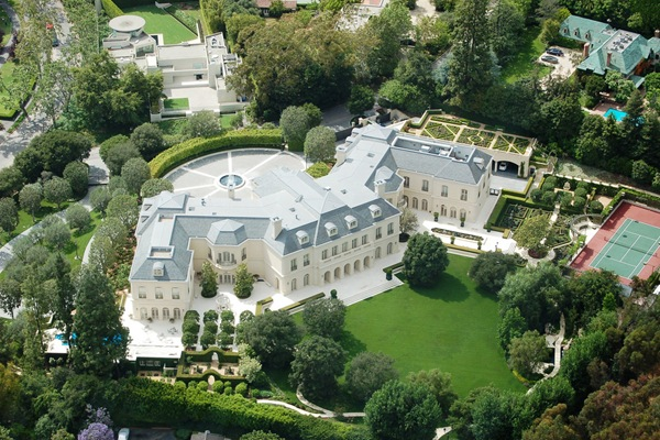 Most-Expensive-Homes-U.S-The-Manor-Holmby-Hills-California