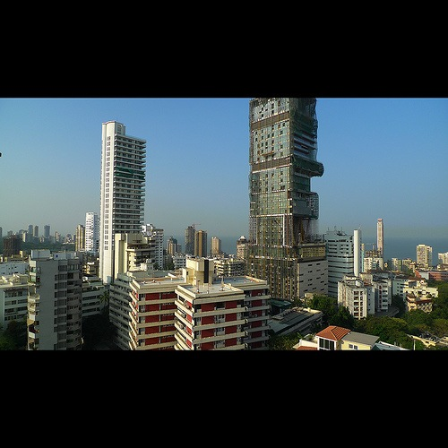 Oneenergydream 1 Billion Antilia Mumbai The Worlds