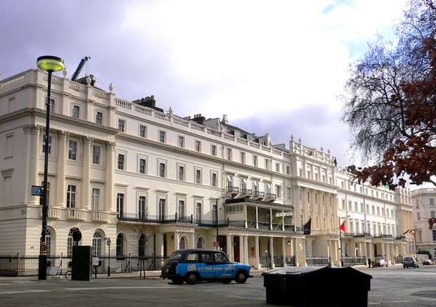 Belgrave Square London