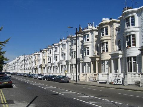 row-of-homes-london