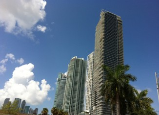 Condo Apartment Building in Miami