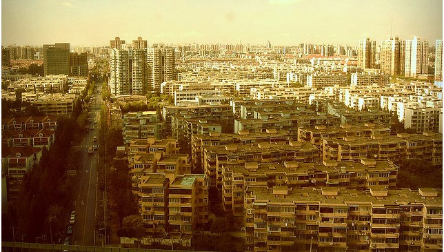 Apartments China