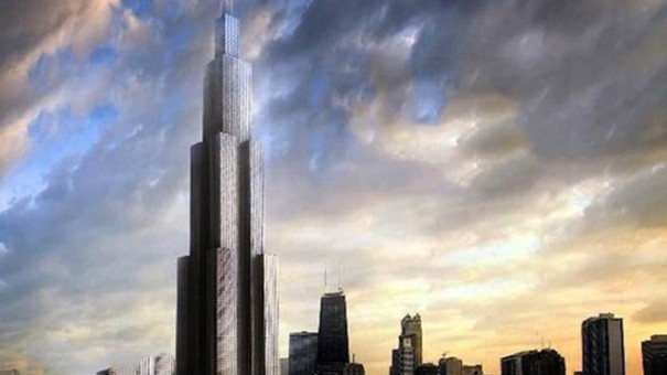 Sky City, Changsa China - Tallest Building in the World