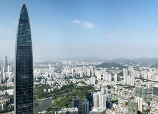 Kingkey 100, Shenzen, China - 10th Tallest Building in the World