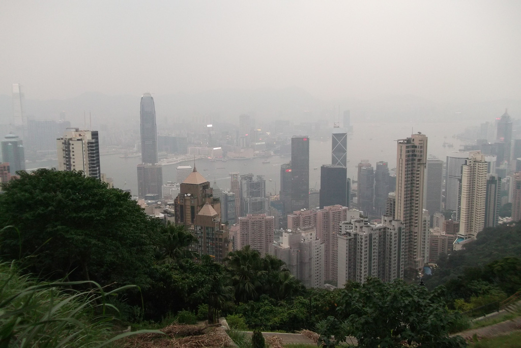 Hong Kong Housing Boom Edges Out Ghosts