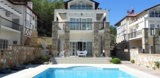 3 bed villa for sale in Turkey
