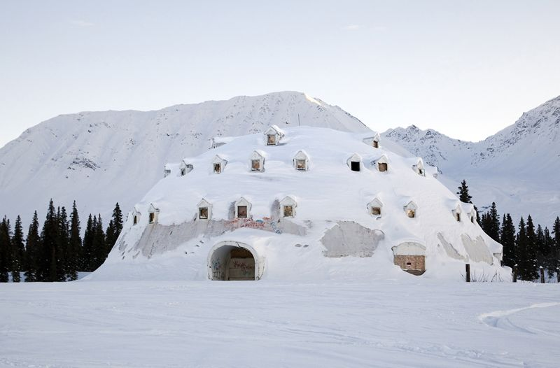 Anchorage Igloo Offered For Sale Overseas Property Mall