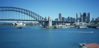 Australia Harbour Bridge
